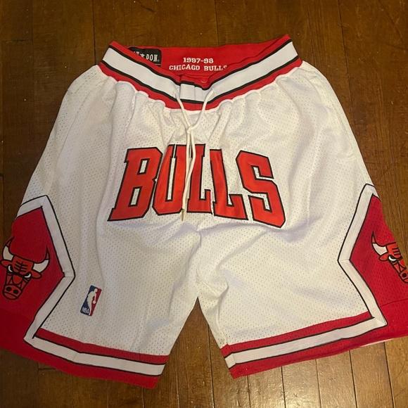 NBA Chicago bulls shorts